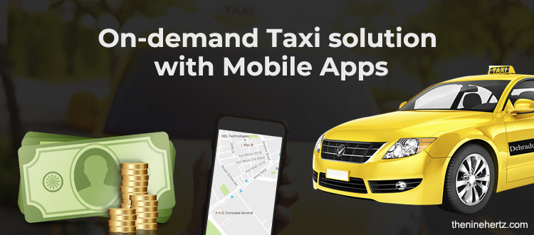 How much Developing On-Demand Taxi App Cost?