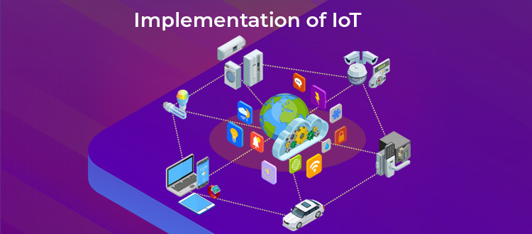 Implementation-of-IoT