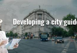 Points to Take Care while Developing a City Guide App