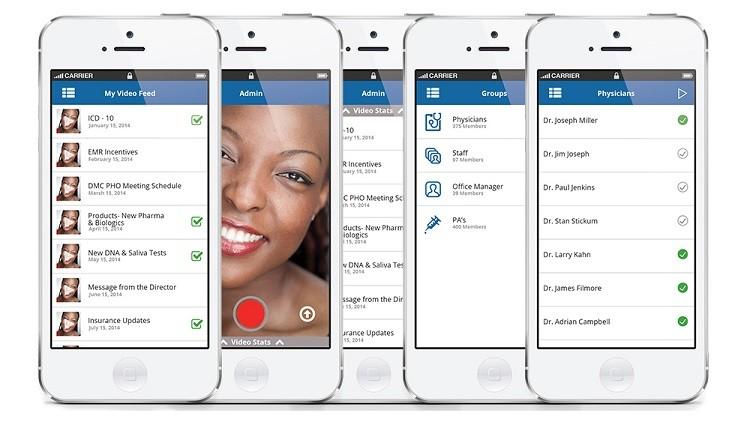 HealthCare App Advancements videos call