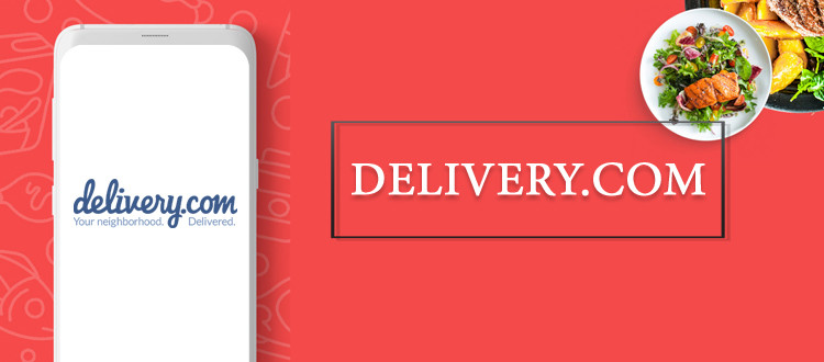 best 5 food delivery apps delivery.com
