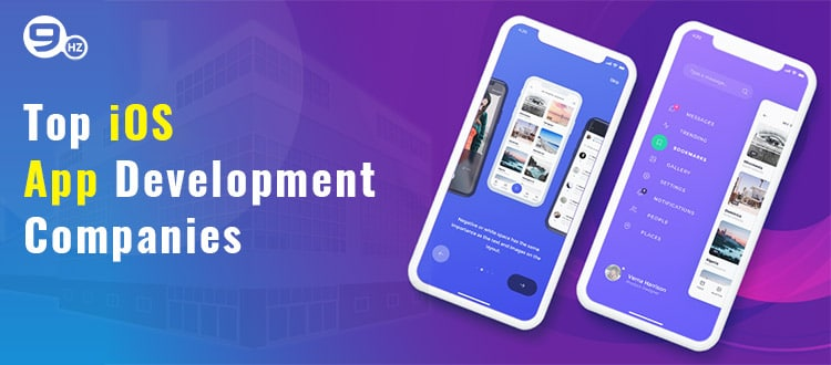 Top 10 iOS App Development Companies in India 2021