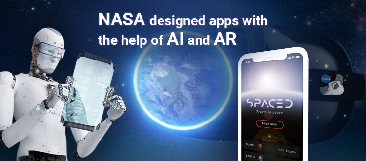 All About NASA Apps Designed with AI AR Technology