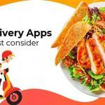 The Best 5 Food Delivery Apps You Must Consider (USA Market)