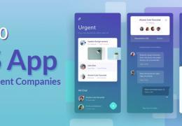 Top 10 iOS App Development Companies 2018-2019