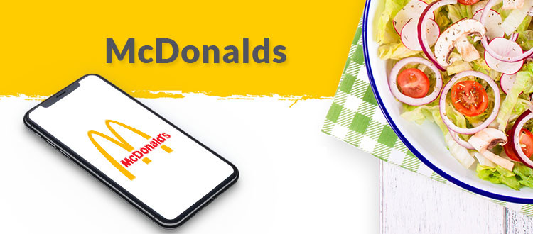 mcdonalds food apps