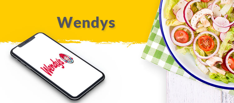 wendys food apps