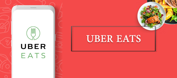 best 5 food delivery apps uber eats