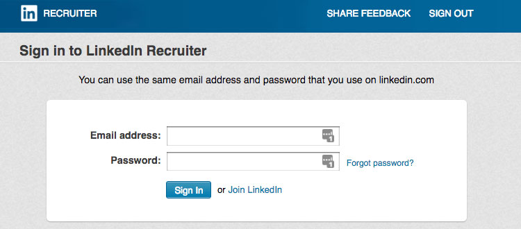 LinkedIn-Recruitments