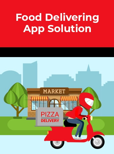 Food Delivering App Solutions
