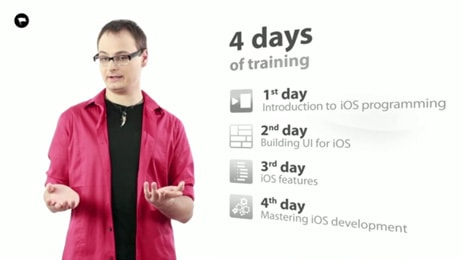 iOS Development Trainings: Promo