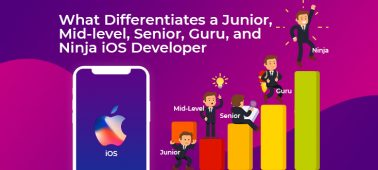 What Differentiates a Junior, Mid-level, Senior, Guru, and Ninja iOS Developer