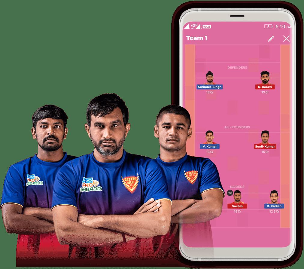 Fantasy Kabaddi App Development