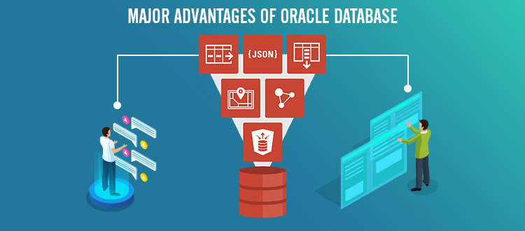 advantages of oracle database