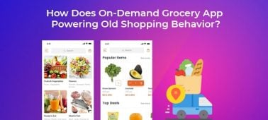 On-Demand Grocery App – How Is It Empowering Old Shopping Behavior?