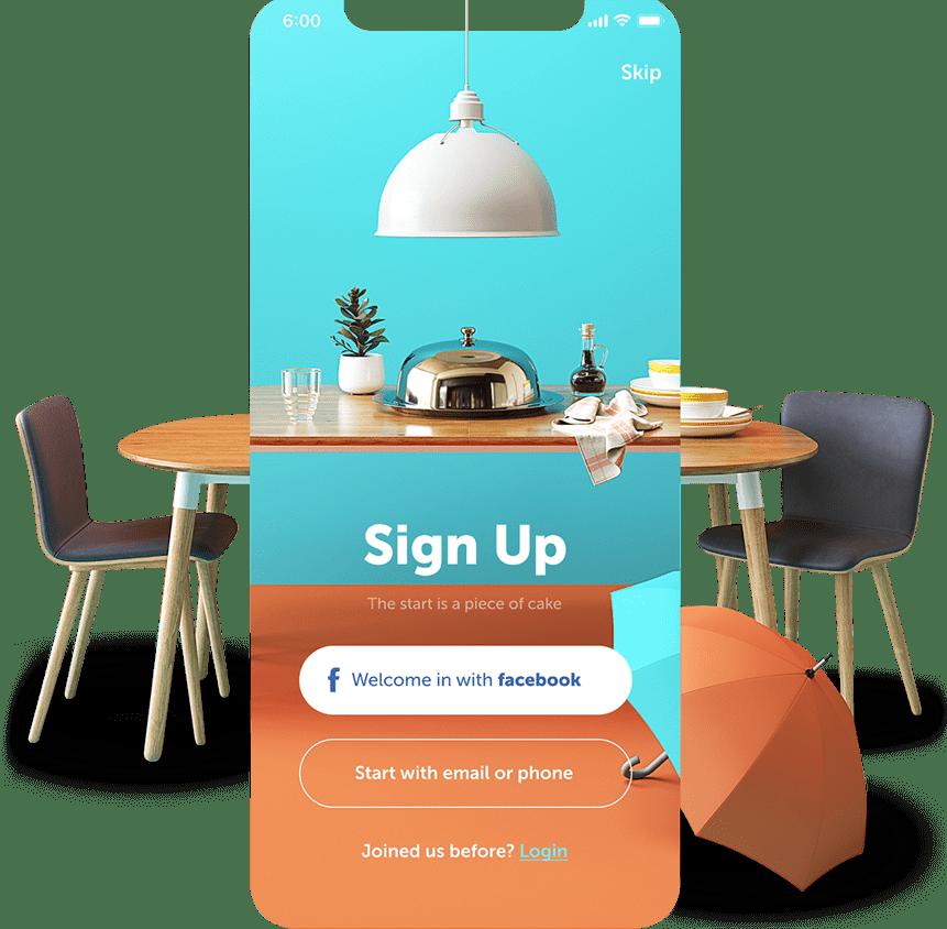 Hire UI UX Designer