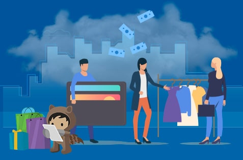 Salesforce for Retail