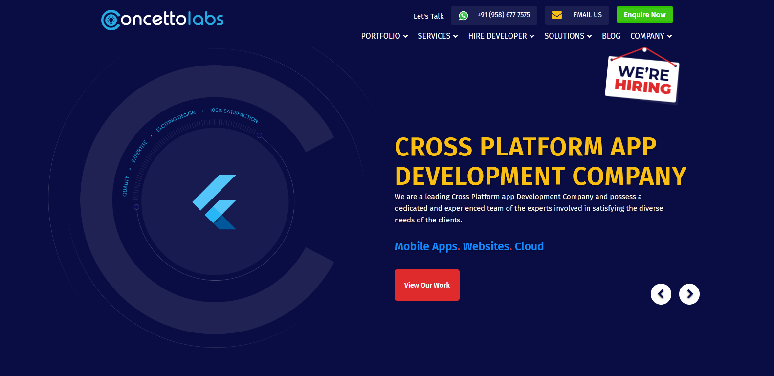 Flutter Guide 101 Future Of Cross Platform App Development