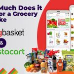 How Much Does it Cost for a Grocery App like BigBasket and InstaCart?