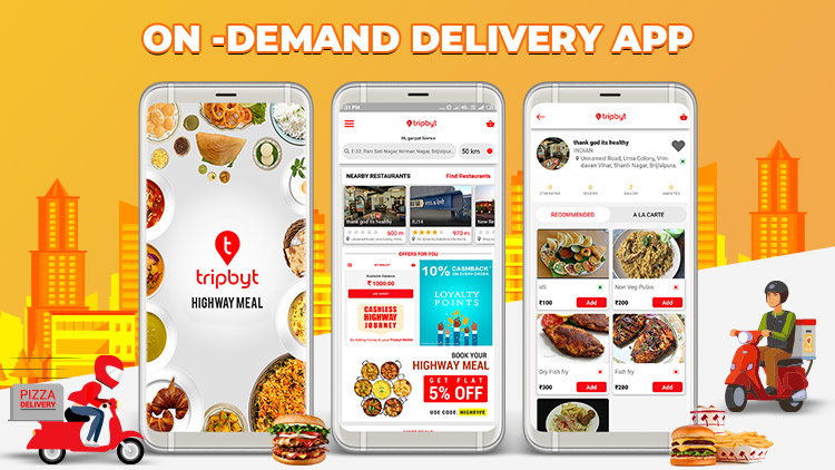 On-Demand-Deliveryp-App