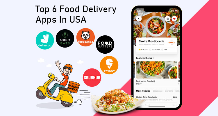 Top-6-Food-Delivery-Apps-In-USA