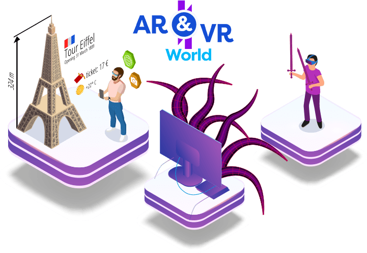 AR and VR Game Development