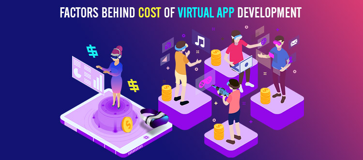 cost of virtual reality app