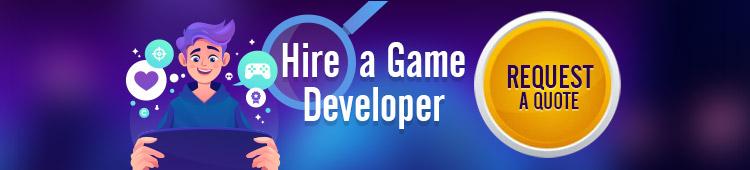 hire game app developer