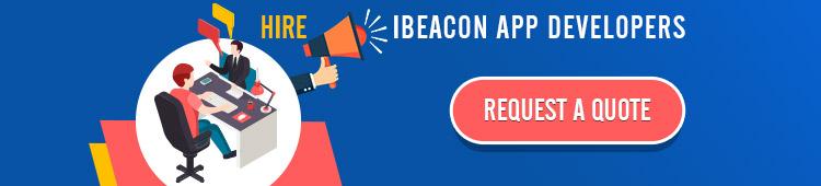 hire ibeacon app developer