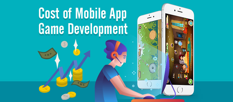 cost of mobile app game development