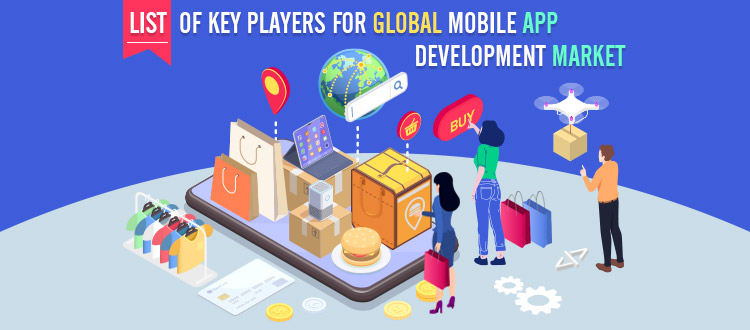 mobile development market