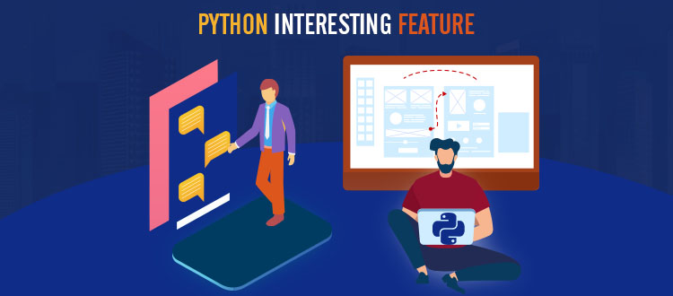 python featurers