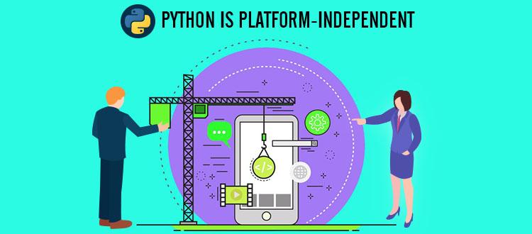 python platform-independent
