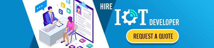 hire iOT developer