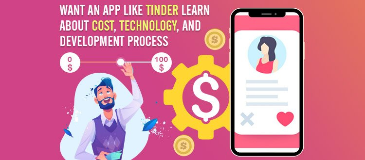 Want an App Like Tinder? Learn About Cost, Technology and Development Process