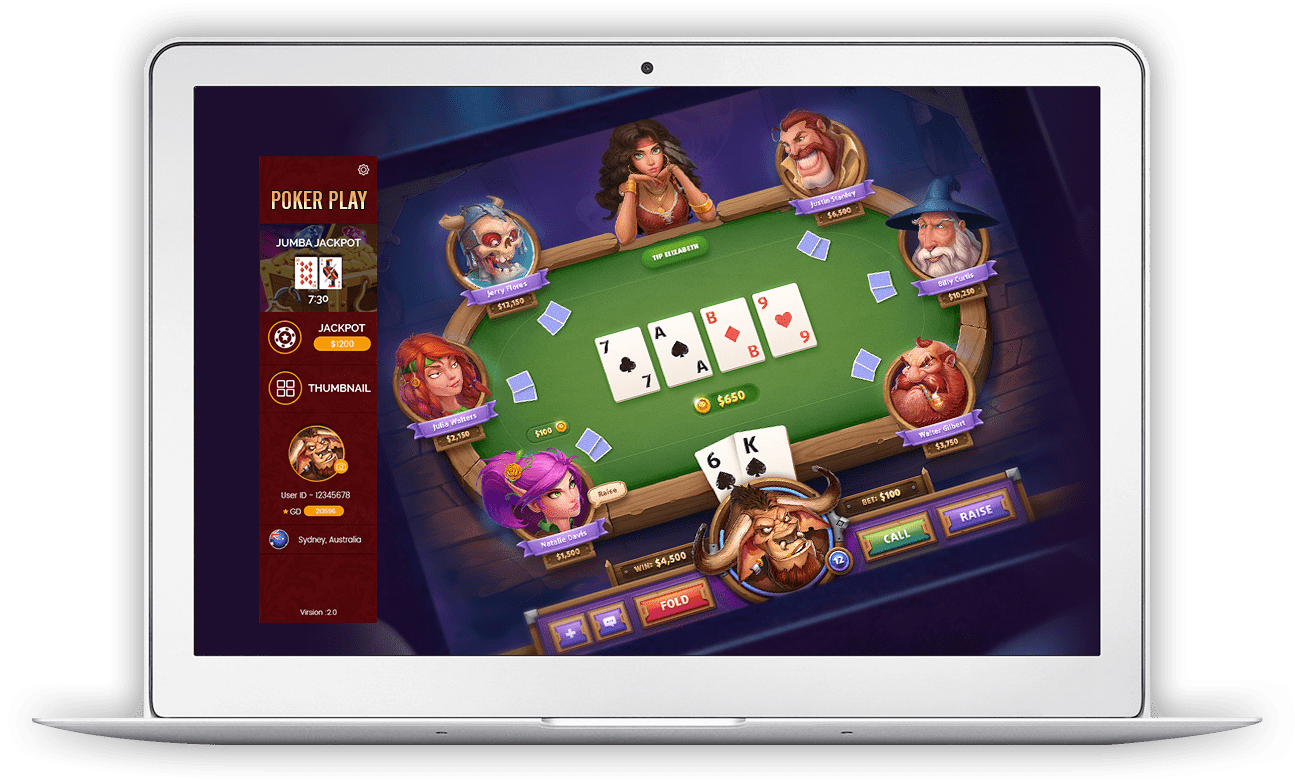 Casino Game Web