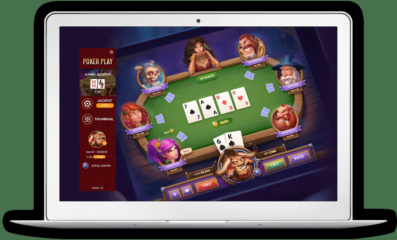 Casino Game Web