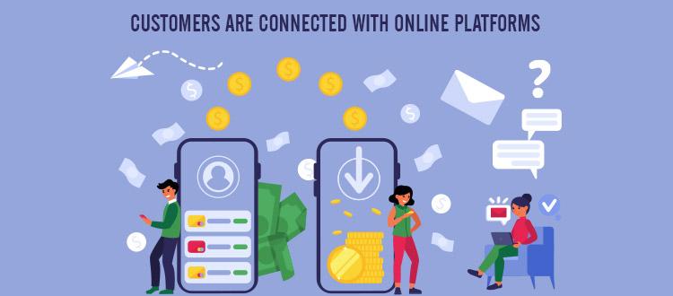 online platforms for customer