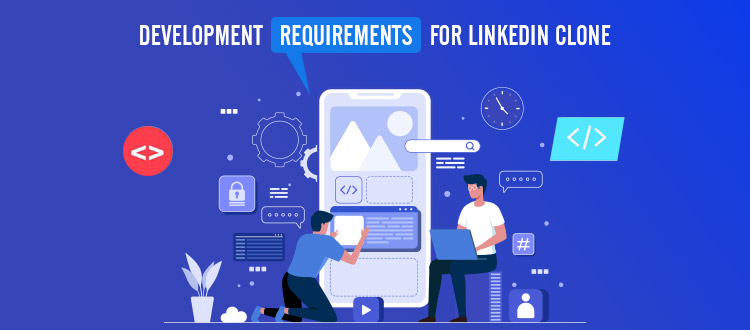 development of linkedin