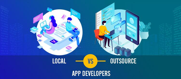 local vs outsource app developer