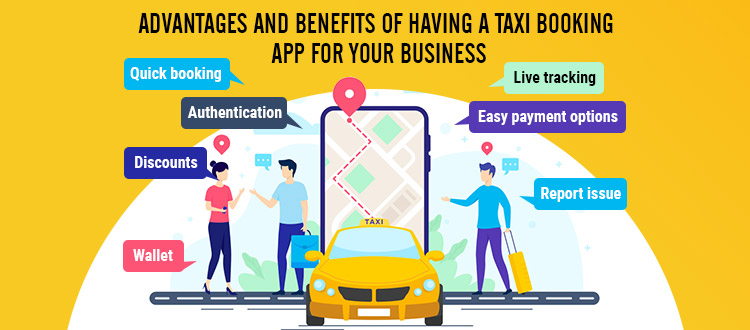 benefits of txi booking app