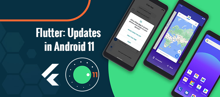 flutter Updates in Android 11