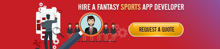 hire fantasy sports app developer