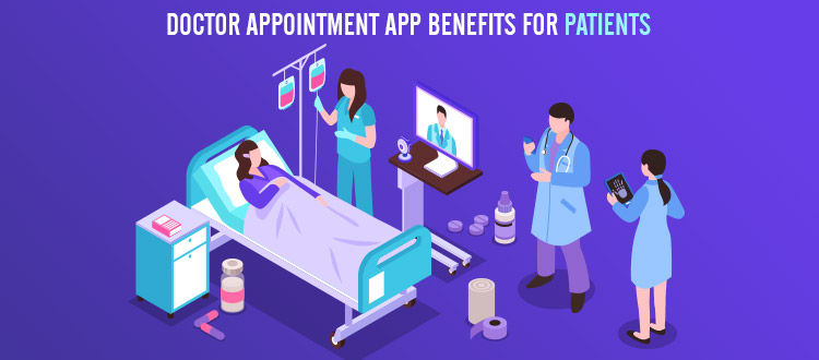 doctor appointment app benefits