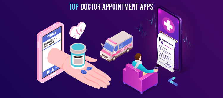 top doctor appointment apps