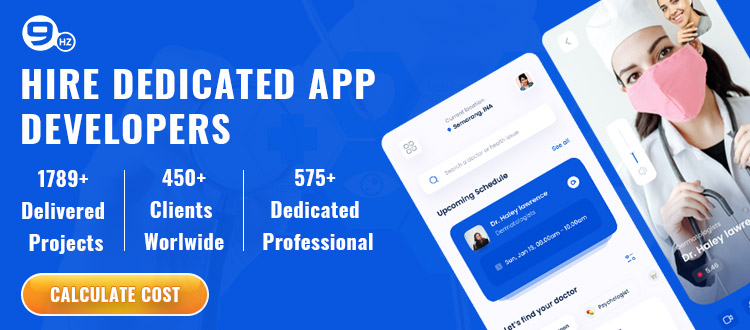 hire doctor appointment app developer