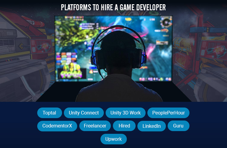 platforms to hire game developers