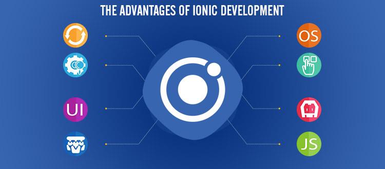 advantages of ionic