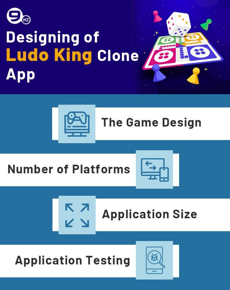 ludo king clone app design