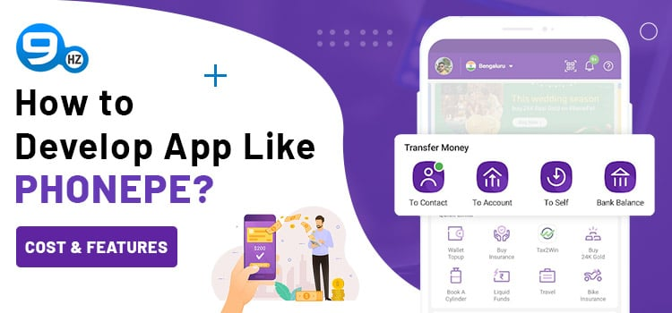 How to Develop a Mobile Wallet App Like Phonepe? [Development Cost & Features of E Wallet App]